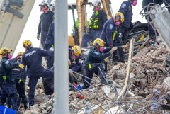 Число погибших в результате обрушения дома в Сёрфсайде возросло до 98