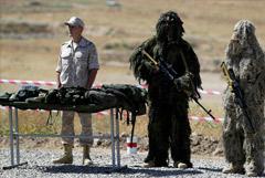 РФ привлечет около 1 тыс. военных к учениям у таджикско-афганской границы