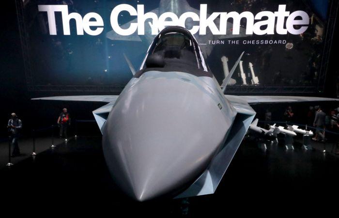 Истребитель Checkmate будут собирать на заводе в Комсомольске-на-Амуре