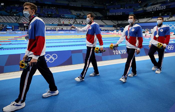 Пять медалей завоевали россияне в очередной день Олимпиады