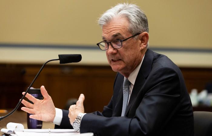 Глава ФРС признал, что рост инфляции в США превысил прогнозы