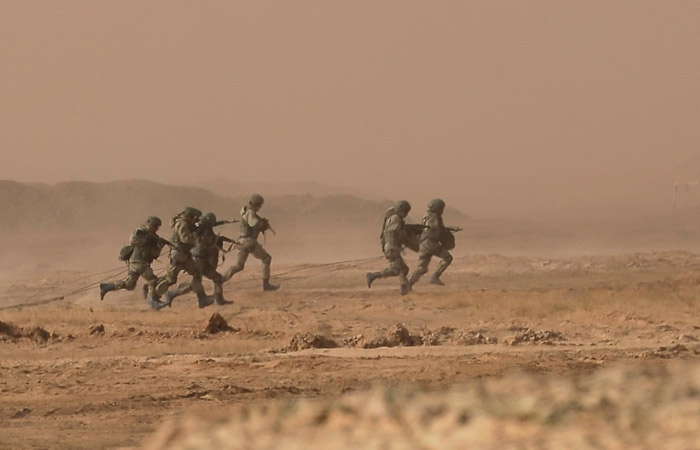 РФ начала переброску войск на учения у границы Узбекистана с Афганистаном