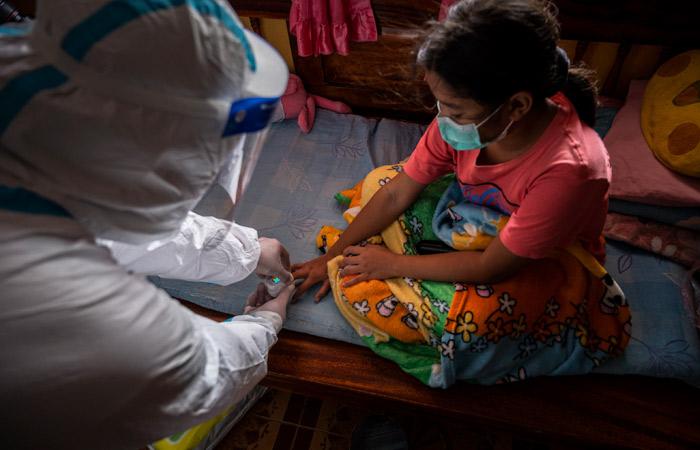 """В больницах Бангкока из-за COVID-штамма """"дельта"""" сложилась критическая ситуация"""