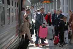 Почти 50 млн человек путешествовали по РФ в первом полугодии 2021 года