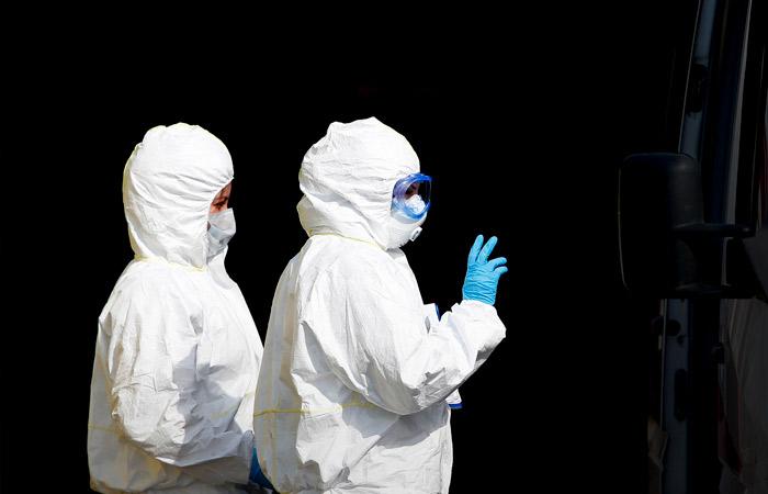 В РФ за сутки выявлено более 23,5 тыс. случаев заражения коронавирусом