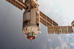 Давление в отсеке МКС с трещинами снизилось в три раза за две недели