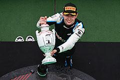 Эстебан Окон из Alpine выиграл Гран-при Венгрии
