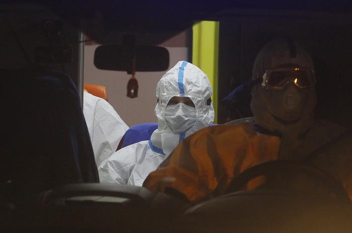 В РФ за сутки выявлено более 22,8 тыс. случаев заражения коронавирусом
