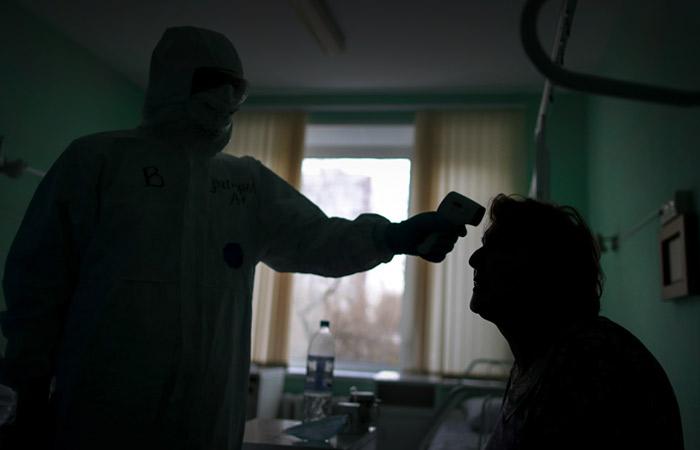 В России выявили минимальные с конца июня 22 тысячи случаев COVID-19