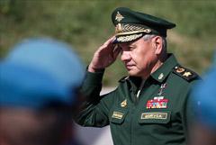 Шойгу объявил, что армия РФ полностью привита от коронавируса