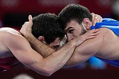 Борец вольного стиля Рашидов выиграл бронзу в Токио в весе до 65 кг