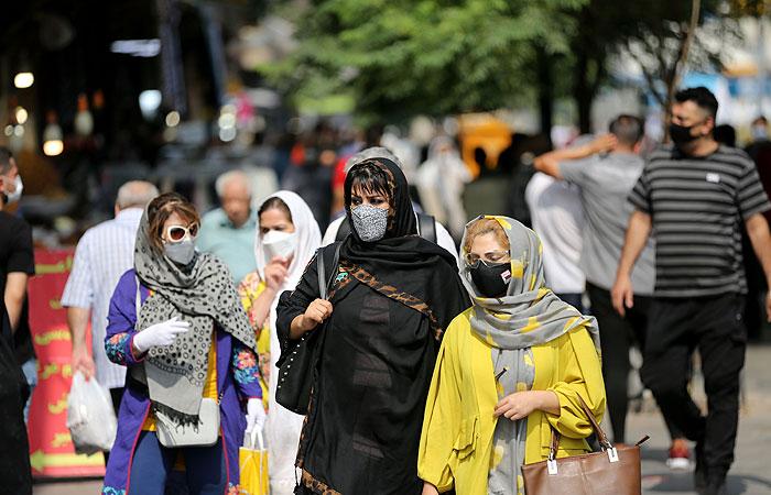 В Иране отмечена рекордная смертность от последствий COVID-19
