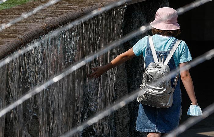 Следующая неделя в Москве начнется с 30-градусной жары