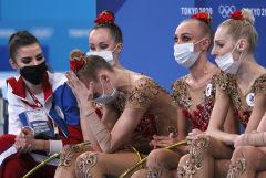 Россия вновь осталась без золота в художественной гимнастике