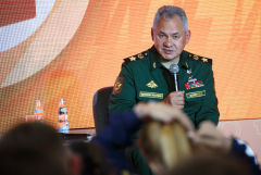 Шойгу сообщил, что в РФ не будут увеличивать количество призывников