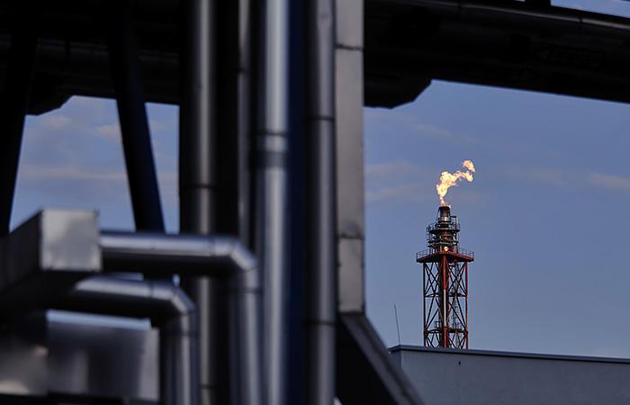 Цена газа в Европе достигла $555/тыс. куб. м на фоне сокращения поставок из России