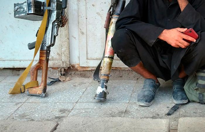 Талибы остановились в 130 км от столицы Афганистана