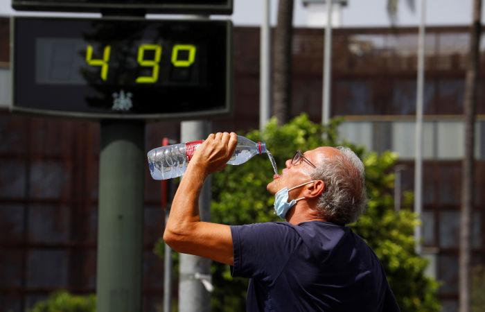 Июль 2021 года стал самым жарким месяцем в мировой истории