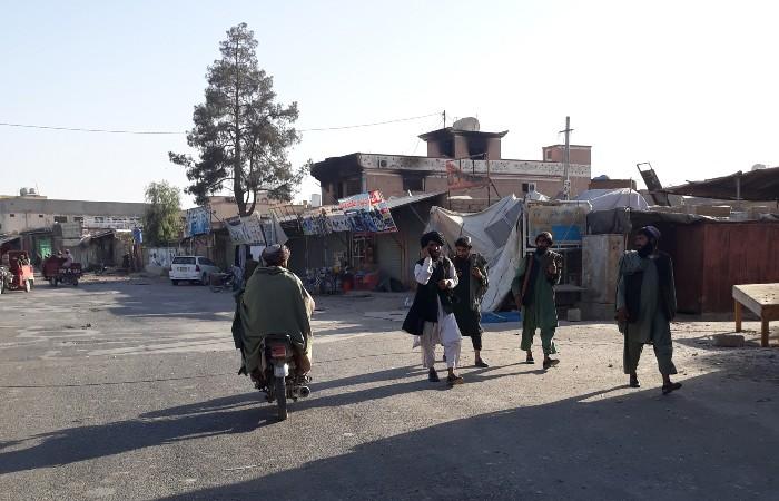 Талибы захватили радиостанцию в Кандагаре