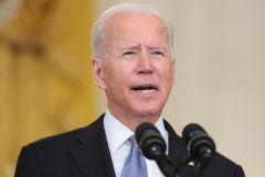 Байден заявил, что не сожалеет о решении вывести войска из Афганистана