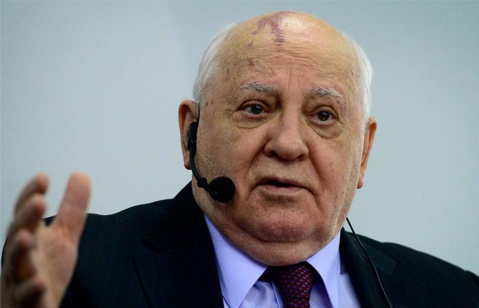 Горбачев счел, что организаторы путча несут долю ответственности за развал СССР
