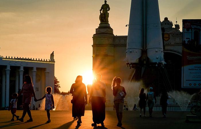 Жара в Москве спадет в четверг