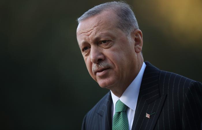 """Эрдоган заявил о готовности принять лидеров """"Талибана"""""""
