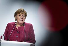 Уходящая с поста канцлера Меркель обсудит Афганистан в Москве