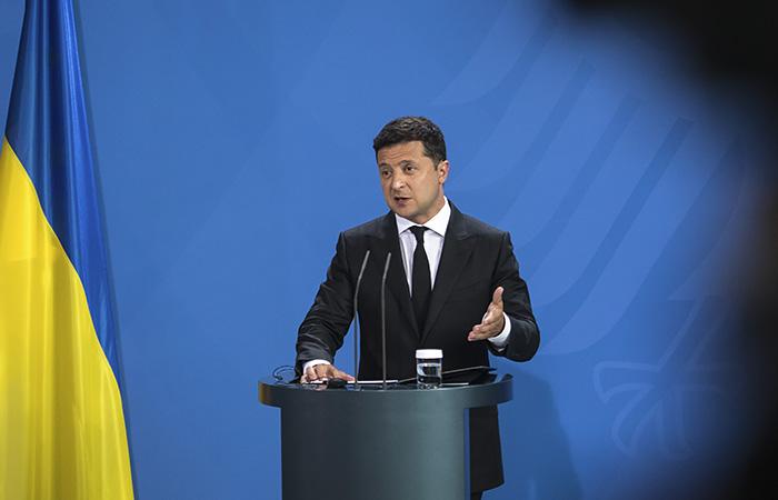 """Зеленский не поверил в выполнение всех обещаний США и ФРГ по """"Северному потоку 2"""""""