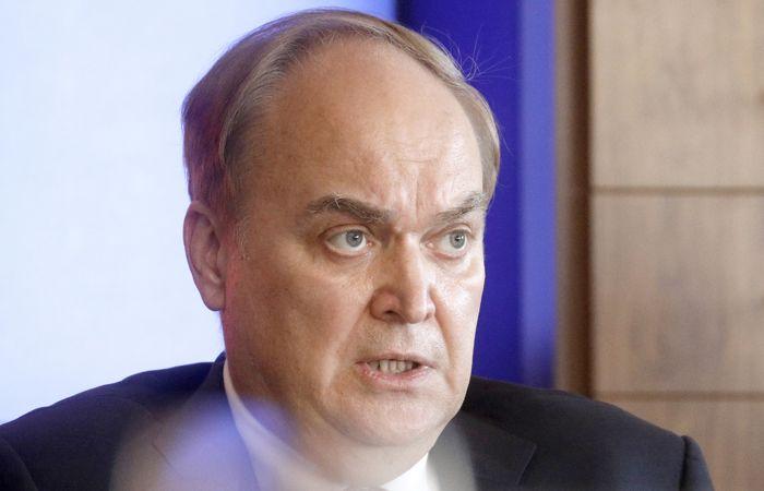 Посол Антонов заявил о надуманном предлоге для новых санкций США против РФ