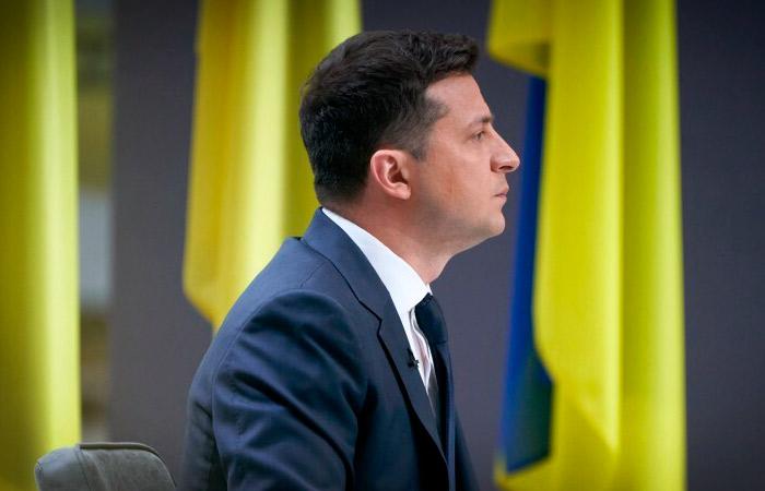 Зеленский заявил, что в одиночку Киев не вернет Крым