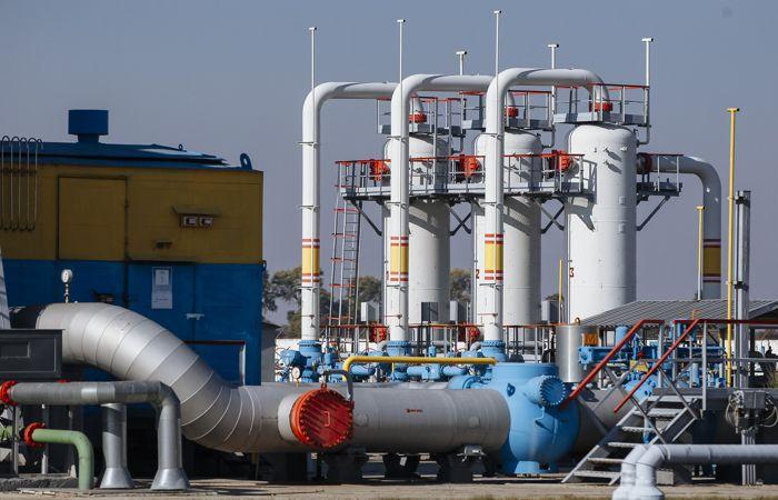 Газ в Европе вслед за нефтью восстановился до $546/тыс. кубометров