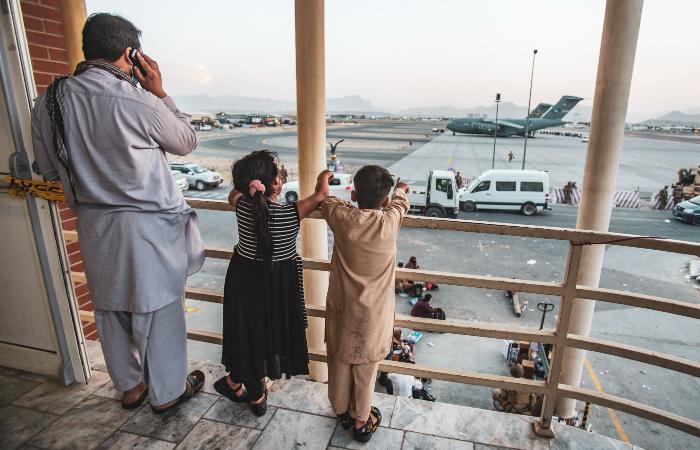Байден выразил надежду на завершение эвакуации из Кабула к 31 августа