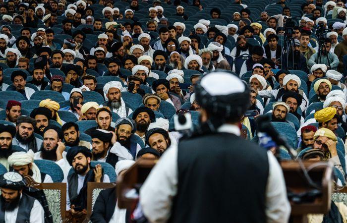 Талибы решили создать совет из 12 человек для управления Афганистаном