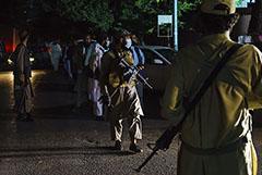 Шойгу видит угрозу в огромном количестве оружия, доставшегося талибам