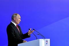 Путин разрешил службу чиновникам с иностранным гражданством при невозможности от него избавиться