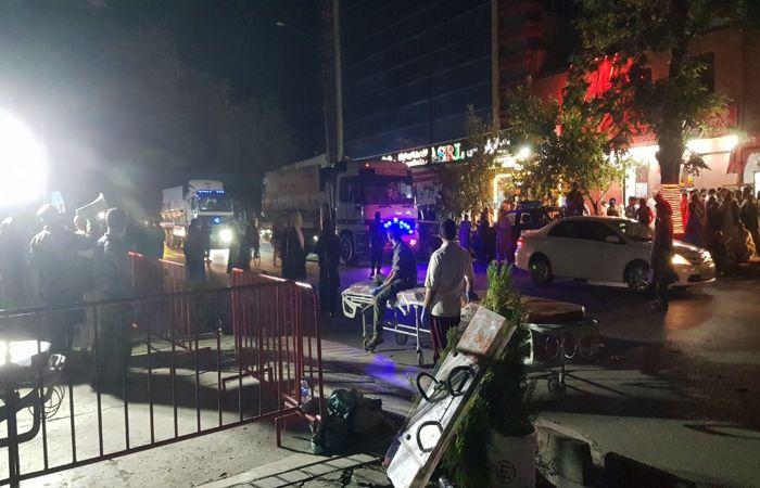 СМИ сообщили о третьем взрыве в Кабуле