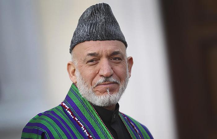 Талибы поместили экс-президента Афганистана Карзая под домашний арест