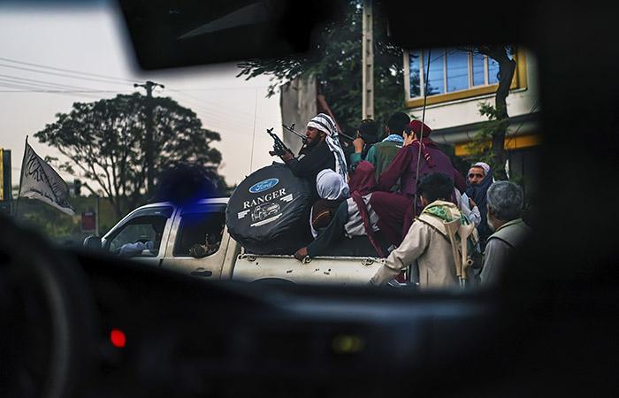 Талибы назначили руководителей силовых структур
