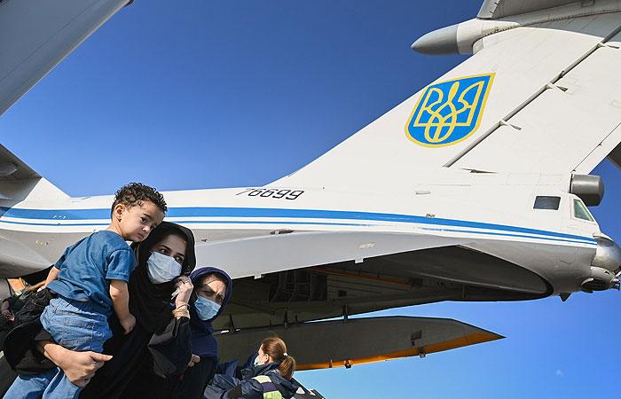 В Киеве заявили, что из Афганистана эвакуировали всех пожелавших украинцев