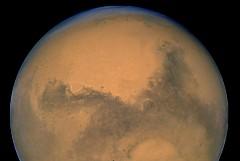 Рогозин допустил размещение ядерного оружия США в космосе в связи с освоением Марса