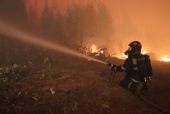 Смог от лесных пожаров вновь накрыл нижегородский Саров