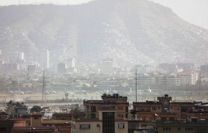 Аэропорт Кабула подвергся ракетному обстрелу