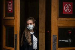 Число заболевших COVID-19 в Москве сократилось на 20% за неделю