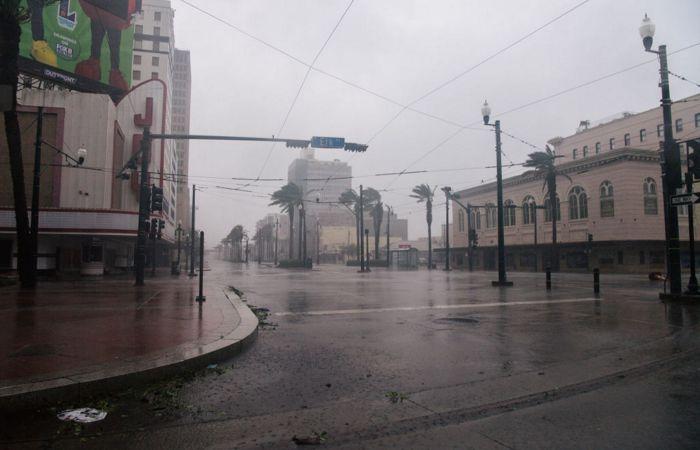 """Ураган """"Ида"""" полностью обесточил Новый Орлеан"""
