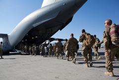 США завершили вывод войск из Афганистана