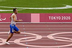Сборная России поднялась на второе место в медальном зачете Паралимпиады