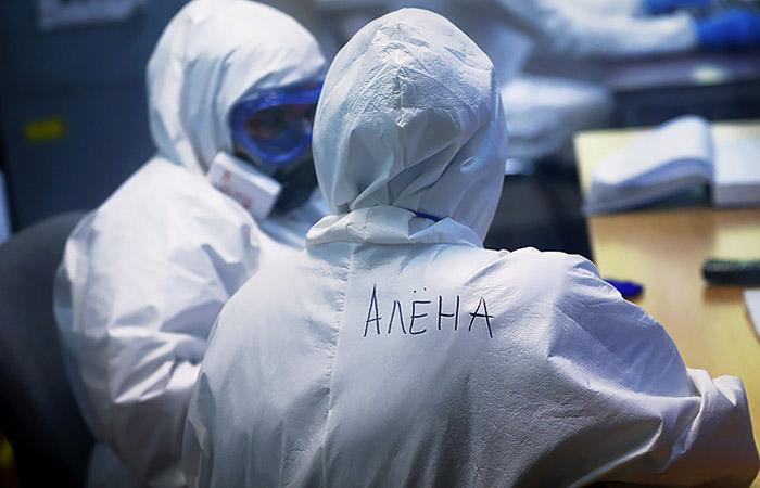 В России за сутки выявили более 17,8 тыс. новых случаев COVID-19