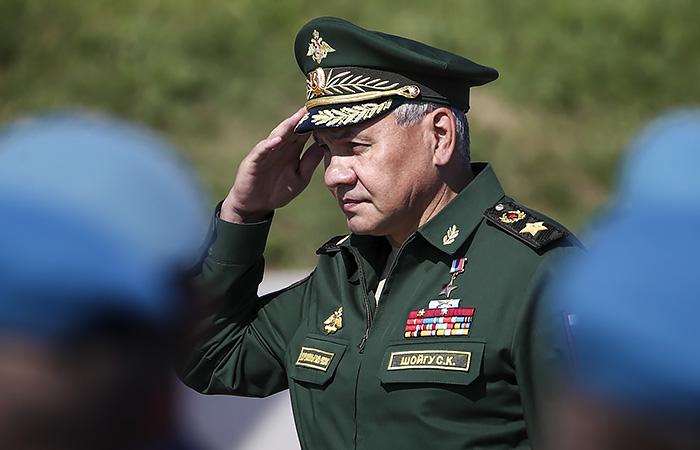 Шойгу назвал критической обстановку в Афганистане