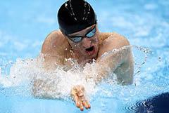 Российский пловец Калина стал пятикратным паралимпийским чемпионом